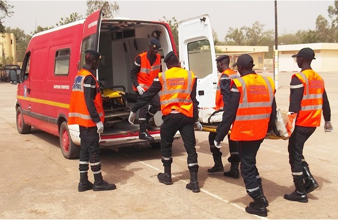 Missira Touba : Un camion écrase les jambes d'un charretier