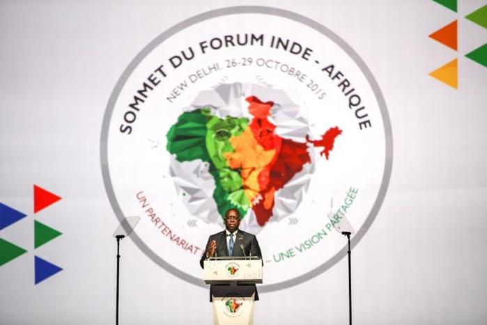 3ème SOMMET INDE-AFRIQUE : Plaidoyer pour les investissements et le développement du secteur privé