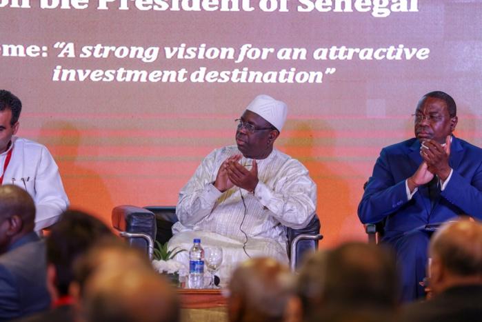 Le Pr Sall lors du forum économique Sénégal/Secteur privé indien : « Ceux qui hésitent à venir faire des affaires en Afrique vont le regretter! »