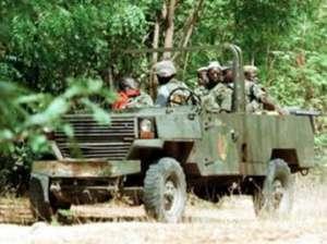 CASAMANCE : Quatre soldats sénégalais blessés dans une embuscade du MFDC