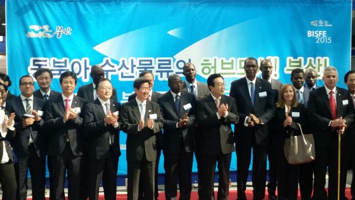 Exposition de la pêche de Busan : Le Sénégal à l'honneur en Corée du Sud