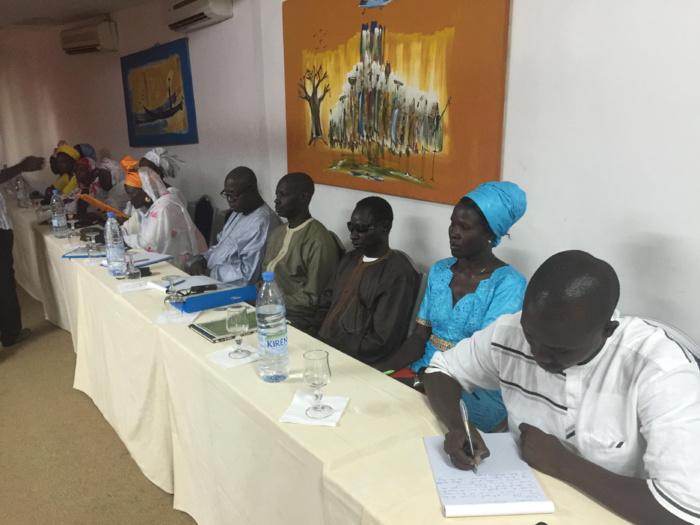 Séminaire de formation des conseillers de la Commune de Ngoundiane