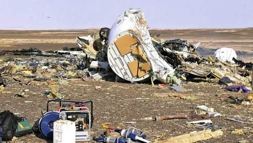 """Crash de l'avion Russe en Egypte : """"La seule cause possible est une action extérieure"""""""