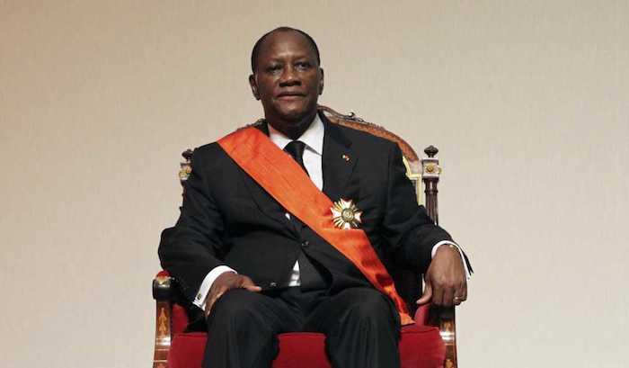Côte d'Ivoire : Alassane Ouattara a prêté serment pour un second mandat (Jeune Afrique)