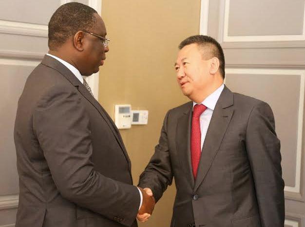 La Chine change d'Ambassadeur au Sénégal