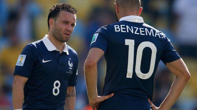 Chantage présumé à la «sextape» contre Valbuena : Karim Benzema en garde à vue