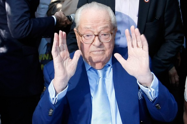 Fraude fiscale : Vague de perquisitions chez Jean-Marie Le Pen