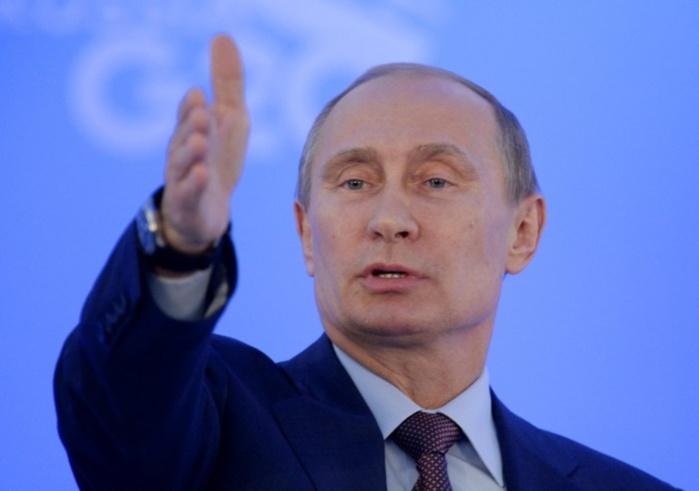 """Selon le classement """"Forbes"""", Vladimir Poutine reste l'homme le plus puissant du monde en 2015"""