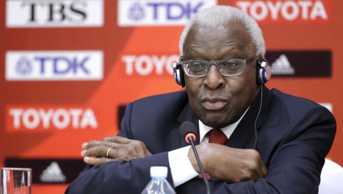 L'IAAF annule son gala en raison du scandale qui touche son ancien président Lamine Diack