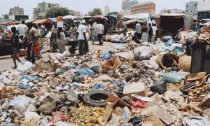 Gestion des déchets : L'UCG veut mettre en place un mécanisme de contrôle citoyen