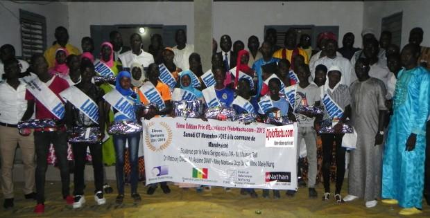 Prix d'excellence Djoloffactu.com : La parité au grand rendez-vous lors de la 5eme édition (photos)