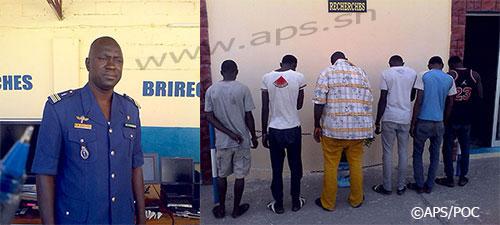 SAINT-LOUIS : Arrestation d'une bande de cambrioleurs présumés