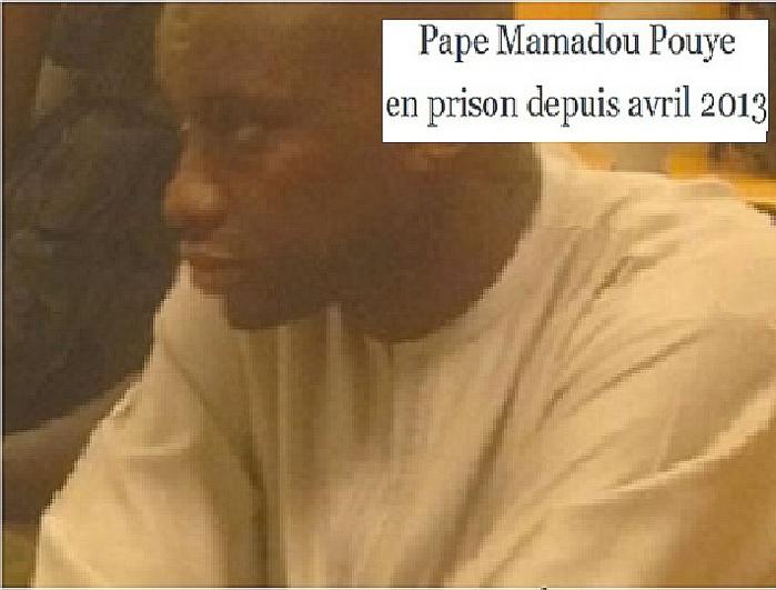CREI : Les comptes bancaires de Mamadou Pouye saisis