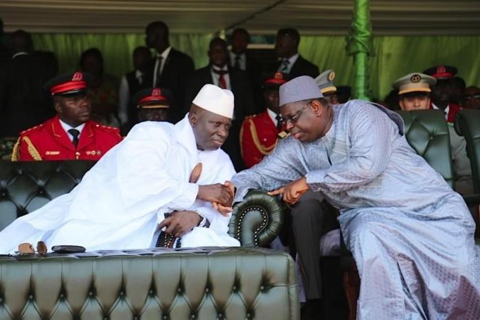 GAMBIE : Yahya Jammeh largue ses missiles sur nos Présidents