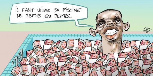 CAMEROUN : Samuel Eto'o, l'argent intelligent ? (Jeune Afrique)