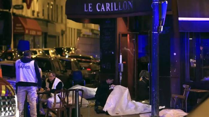 A Paris le bilan des fusillades s'alourdit : Au moins 60 morts