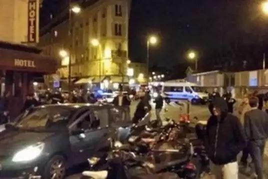 Paris : Une nouvelle fusillade dans le quartier des Halles