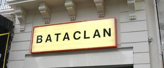 Prise d'otage et fusillade au Bataclan à Paris lors du concert des Eagles of Death Metal