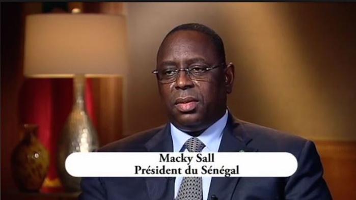 Le président Macky Sall condamne les attentats de Paris