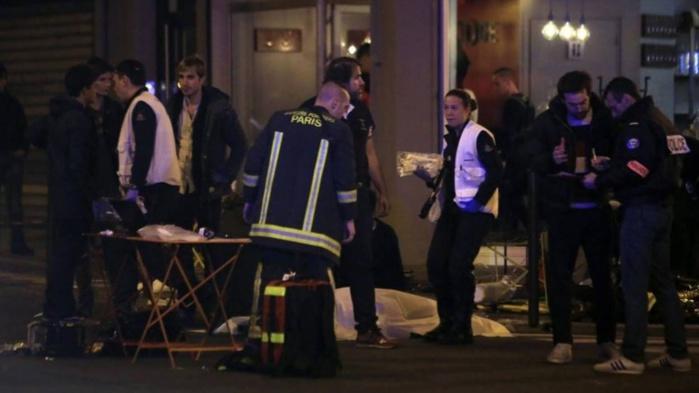 Attentats à Paris : une centaine de morts au Bataclan