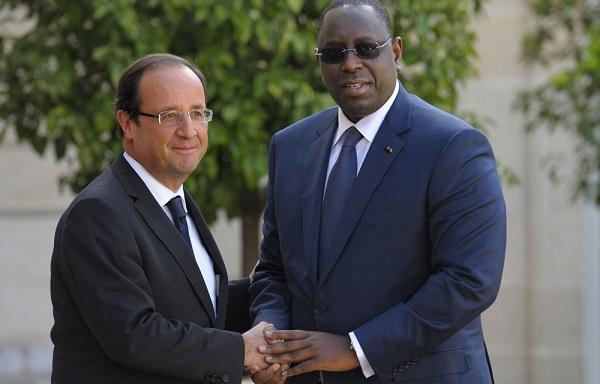ATTENTATS DE PARIS : Lettre de condoléances du président Macky Sall à François Hollande