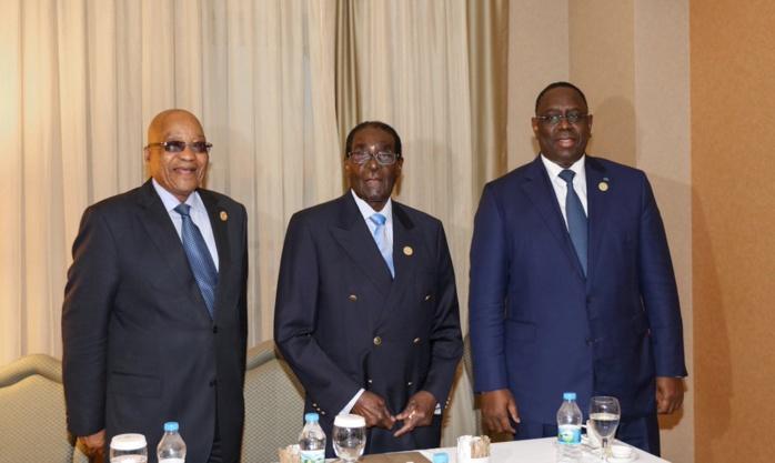 """AU SOMMET DU G20, LES DIRIGEANTS AFRICAINS """"HARMONISENT"""" LEURS POSITIONS"""
