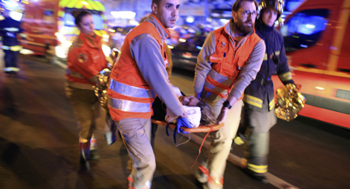 Attentats de Paris : des victimes étrangères
