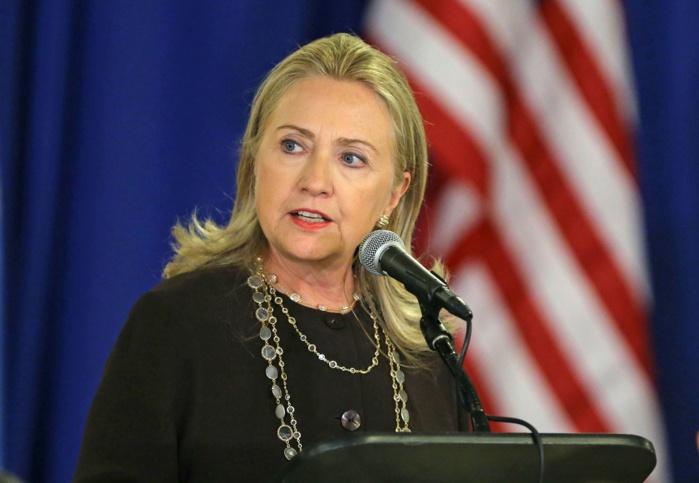 Hillary Clinton prône l'union sacrée contre Daesh
