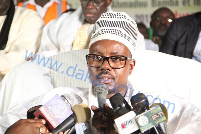 """Les Images de la cérémonie de clôture de la semaine Cheikh Ahmadou Bamba dont le thème était """"Cheikh Ahmadou Bamba et le Saint Coran"""""""