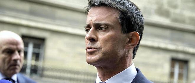 """Manuel Valls : """"Le terrorisme peut frapper dans les semaines qui viennent"""""""