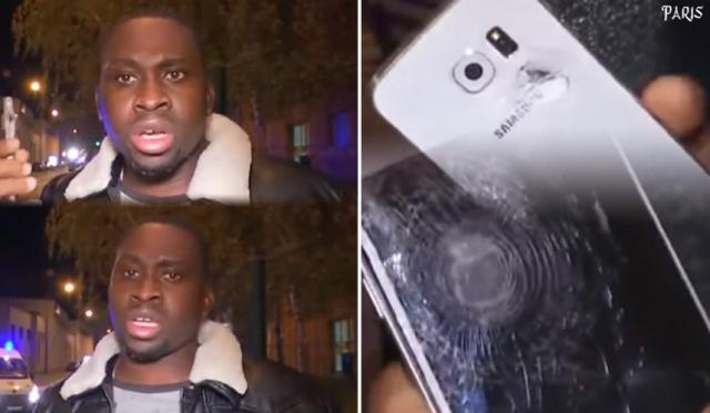 Attentat de Paris : Un Gabonais échappe à la mort, sauvé par son téléphone