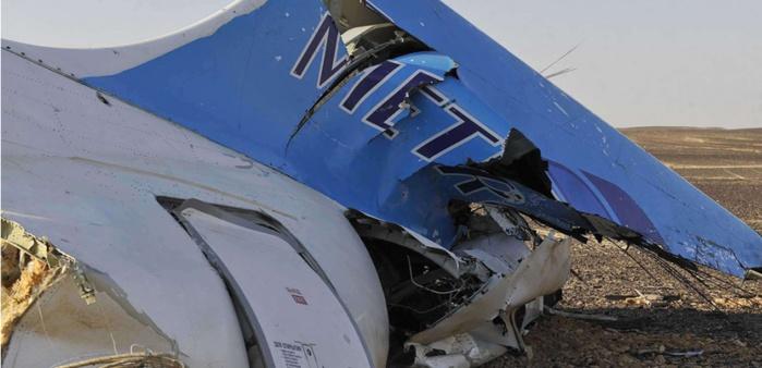 """Le crash de l'avion russe dans le Sinaï égyptien était un """"attentat"""", assure le FSB"""