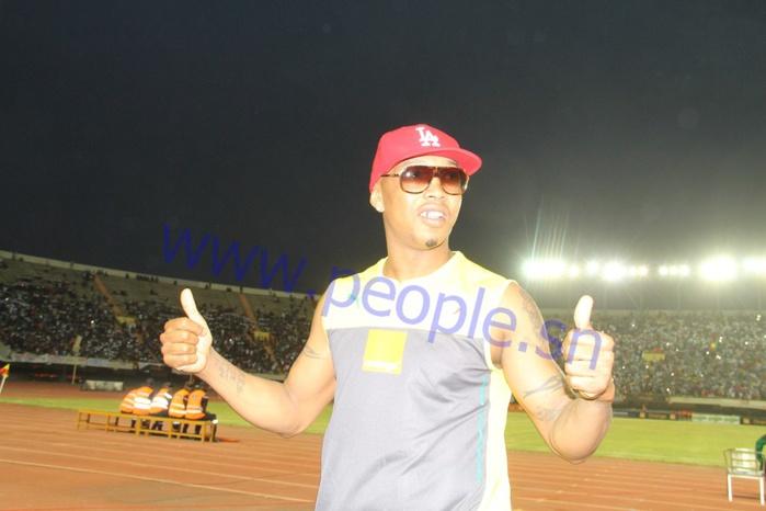 IMAGES : Le tour d'honneur d'El hadj Ousseynou Diouf au stade Léopold Sédar Senghor