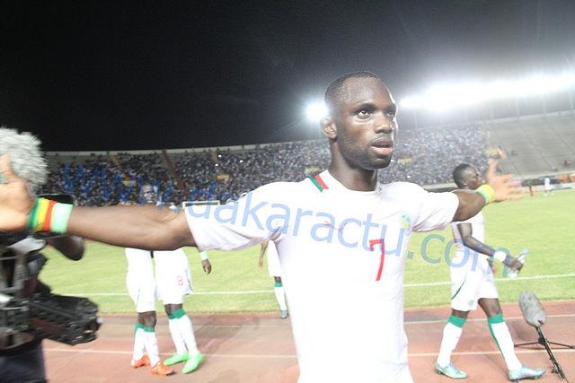 Moussa Konaté, attaquant : «On était concentré sur toutes les actions»