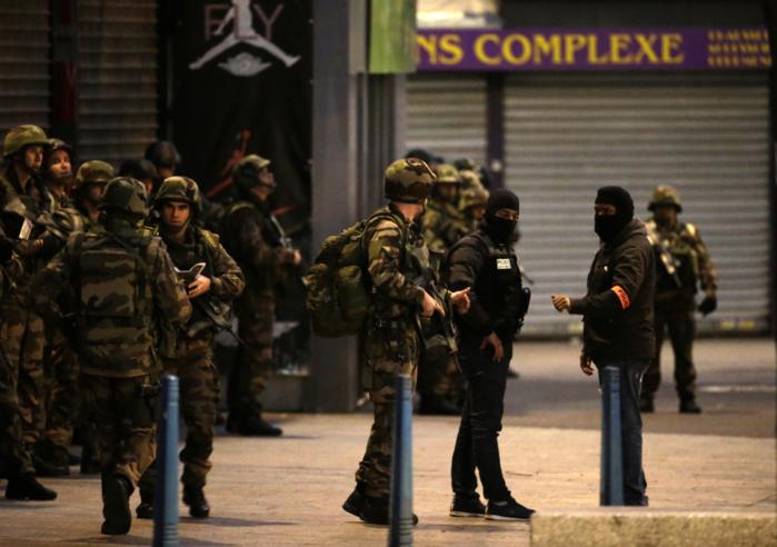 Assaut à Saint-Denis : Une femme kamikaze se fait exploser