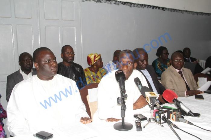 Blocage effectif de leur groupe parlementaire : Le Front de l'opposition va investir l'Assemblée ce 25 novembre