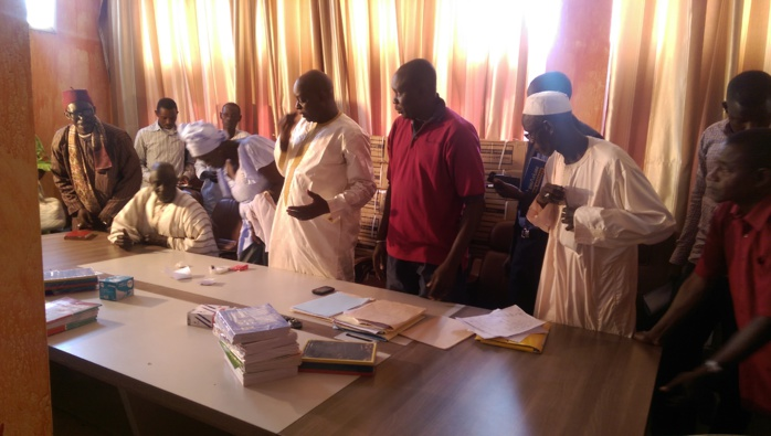 Distribution des fournitures scolaires : « Nous voulons que les meilleurs cadres de ce pays soient de Bambilor » (N'diagne Diop, Maire Bambilor)