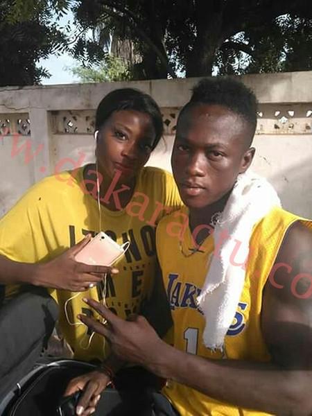 Les images exclusives de la danseuse N'dèye Guèye en compagnie de son nouveau mari Papa Boy Djinné