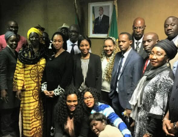 Départ à la retraite : Le consulat du Sénégal à Milan fête Mme Mame Diarra Fall Samb