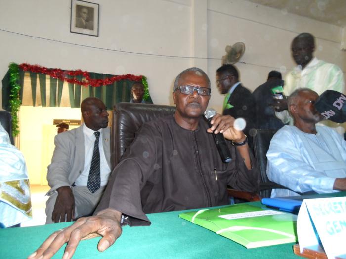 Université d'été du PS : Tanor critique la politique économique de Wade et donne Macky Sall comme exemple