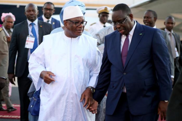 Le président Macky Sall se rend au Mali après la dernière attaque de Bamako