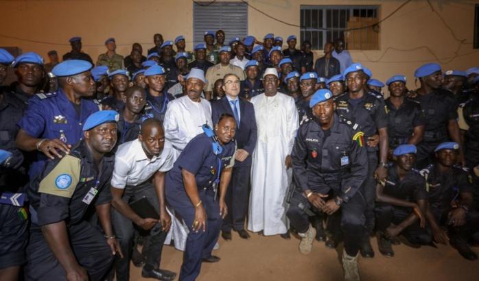 Chronologie de la visite du président Macky Sall à Bamako