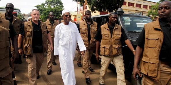 La sécurité des chefs d'État en Afrique, une affaire privée (Jeune Afrique)