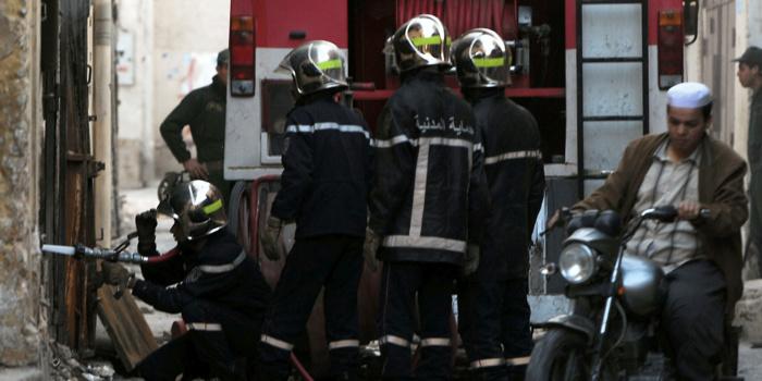 Algérie : 18 migrants africains morts dans un incendie dans leur camp