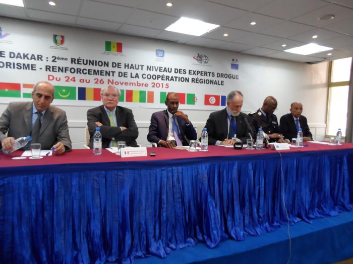 Drogue et terrorisme : Hausse du budget de sécurité au Sénégal