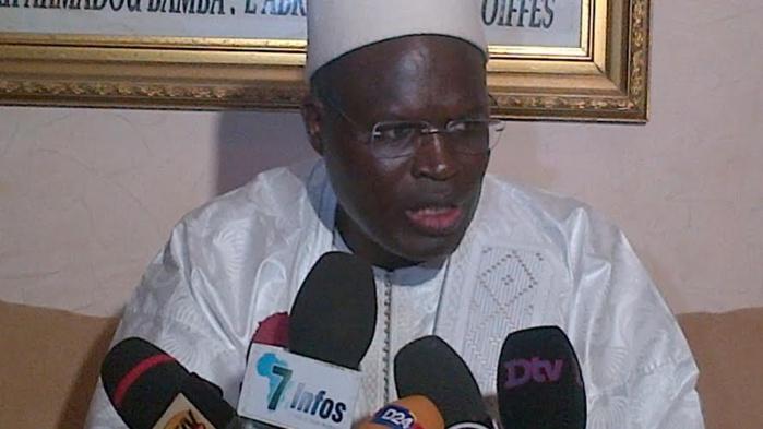 TERRORISME - KHALIFA SALL SUR LA FORME DU COMBAT : « Il faut une alliance entre religieux et politiques »