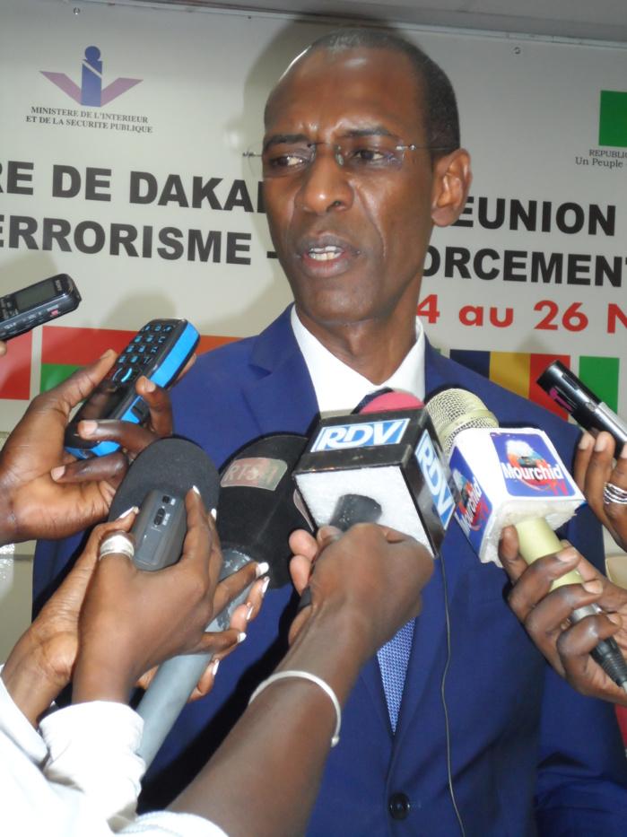 Magal de Touba : 1 400 policiers seront dépêchés, selon le ministre de l'Intérieur
