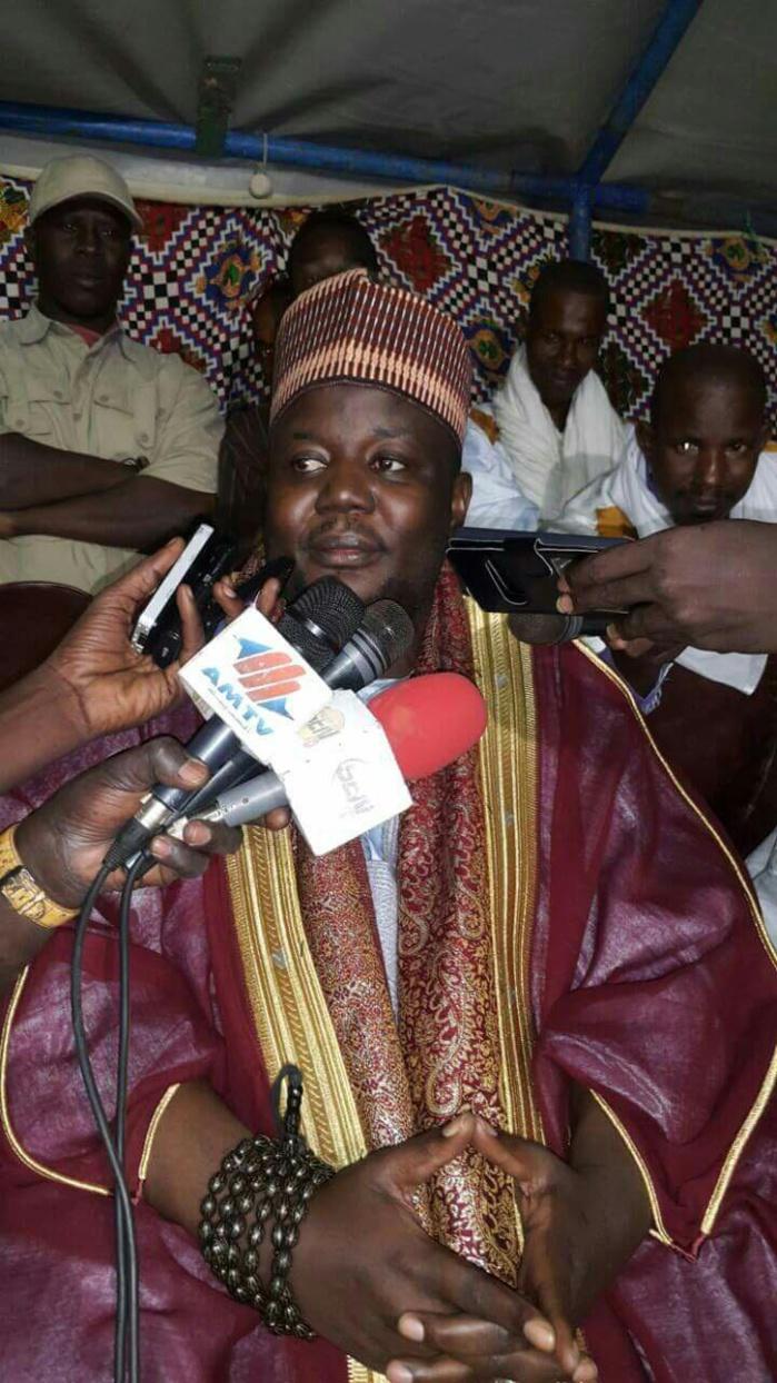 Mansour Niass premier serviteur du RP :  « El Hadji Malick Sy, Cheikh Ahmadou Bamba ou Baye Niass constituent de solides remparts contre l'extrémisme religieux qui n'a rien à voir avec l'islam »