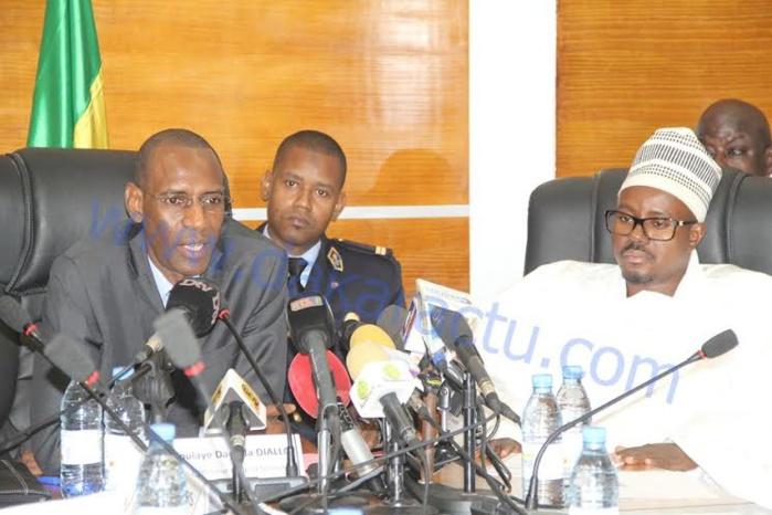 Magal Touba : Pas de psychose du terrorisme pour le comité d'organisation