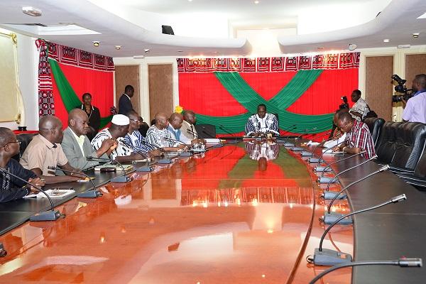 Rapport final de la commission d'enquête sur les événements du 16 Septembre 2015 au Burkina Faso (DOCUMENTS)